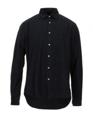 Pубашка ALTEA. Цвет: темно-синий