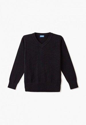 Пуловер Школьная Пора. Цвет: черный