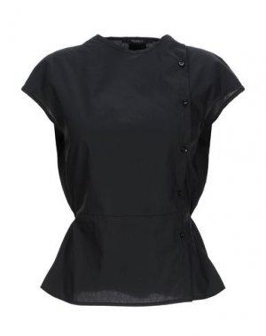 Pубашка SISTE' S. Цвет: черный