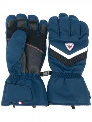 Перчатки Legend IMPR Rossignol. Цвет: синий