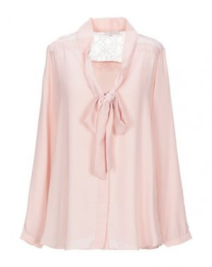 Pубашка FRACOMINA. Цвет: розовый