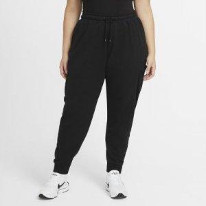 Женские брюки Nike Air (большие размеры) - Черный