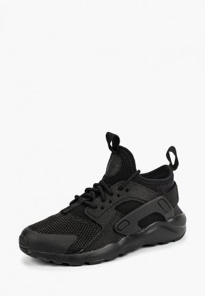 Кроссовки Nike Boys Huarache Run Ultra (PS) Pre-School Shoe. Цвет: черный