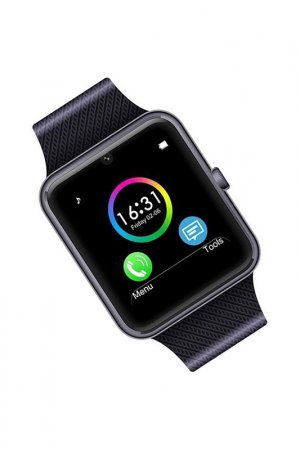 Смарт-часы CARCAM. Цвет: черный