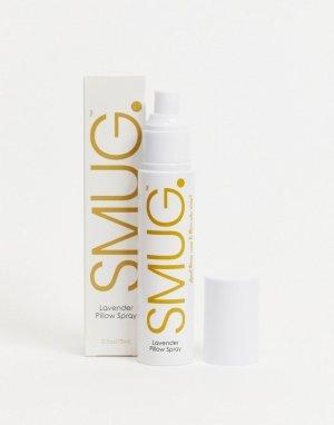 Спрей для подушки с запахом лаванды SMUG-Белый Smug
