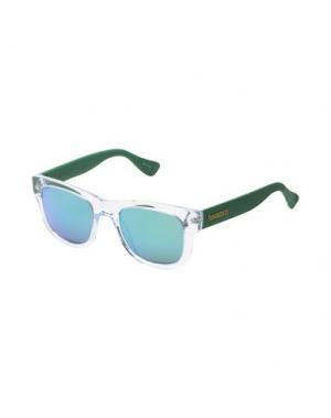 Солнечные очки HAVAIANAS. Цвет: прозрачный