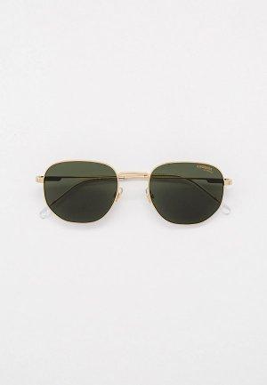 Очки солнцезащитные Carrera 2030T/S PEF. Цвет: золотой