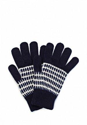 Перчатки Ben Sherman. Цвет: синий