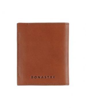 Чехол для документов BONASTRE. Цвет: коричневый