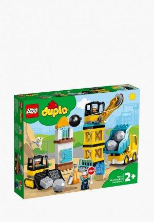 Конструктор LEGO Wrecking Ball Demolition. Цвет: разноцветный