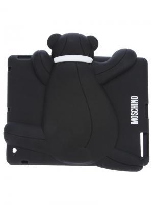 Чехол для iPad 2 Gennarino Moschino. Цвет: черный