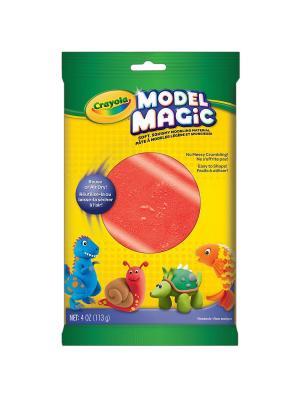 Волшебный пластилин Crayola. Цвет: красный