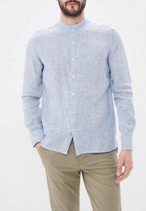 Рубашка Adolfo Dominguez. Цвет: голубой