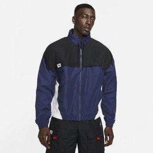 Мужская ветровка Jordan Jumpman - Синий Nike