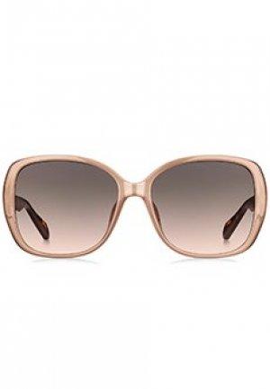 Солнцезащитные очки FOSSIL. Цвет: розовый