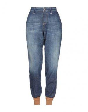 Джинсовые брюки COAST WEBER & AHAUS. Цвет: синий