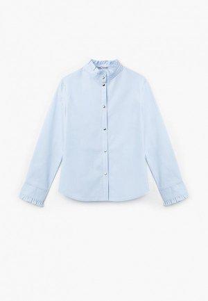 Блуза Bell Bimbo. Цвет: голубой