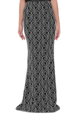 Skirt Isabel Garcia. Цвет: black