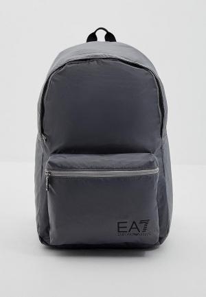 Рюкзак EA7. Цвет: серый