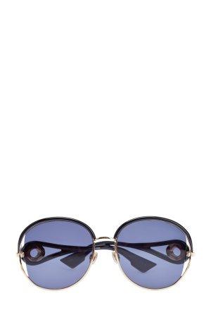 Солнцезащитные очки New Volute с фигурными дужками DIOR (sunglasses) women. Цвет: none
