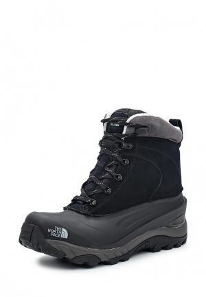 Ботинки трекинговые The North Face M CHILKAT III. Цвет: черный