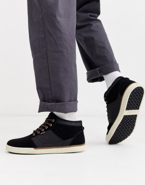 Черные кроссовки Jefferson MTW-Черный Etnies