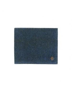 Бумажник REPLAY. Цвет: синий