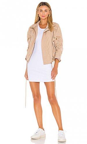 Куртка aya NSF. Цвет: цвет загара