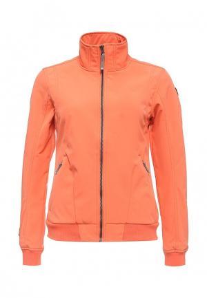 Куртка Icepeak LIISI. Цвет: оранжевый