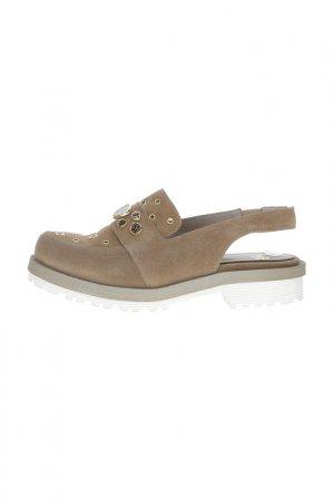 Туфли открытые Fru.it. Цвет: коричневый
