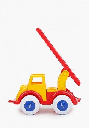 Игрушка Vikingtoys Пожарная машина. Цвет: разноцветный