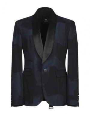 Пиджак TOM REBL. Цвет: синий