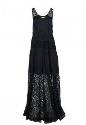 Платье C.MALANDRINO. Цвет: черный
