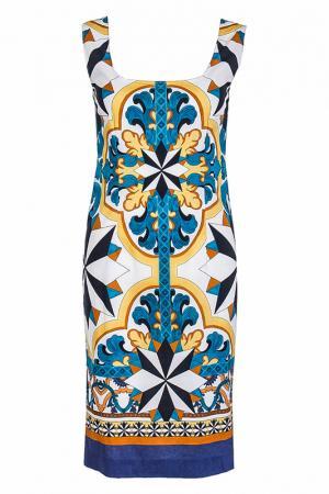 Платье AF PHILOSOPHY DI A.FERRETTI. Цвет: мультицвет