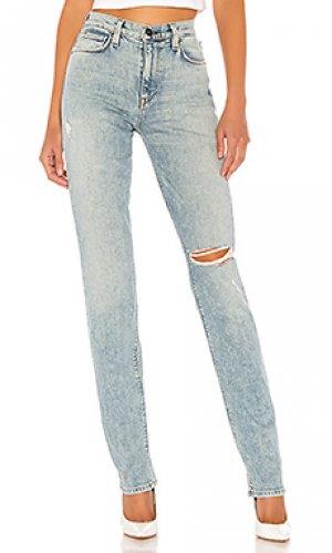 Прямые джинсы holly Hudson Jeans. Цвет: none