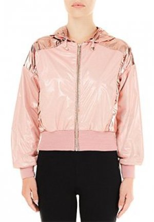 Ветровка LIU JO. Цвет: розовый