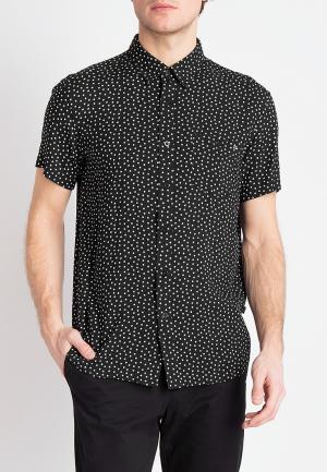 Рубашка Finn Flare. Цвет: черный