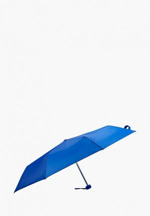 Зонт складной Regatta umbrella. Цвет: синий