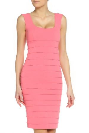 Платье Denny Rose. Цвет: бордовый