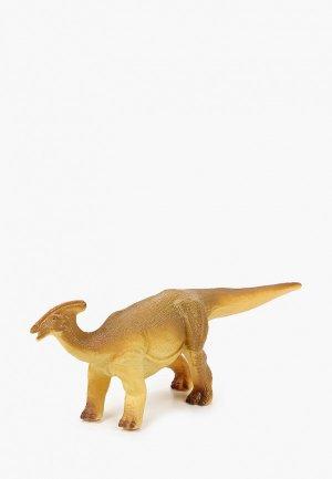 Игрушка Играем Вместе Динозавр. Цвет: коричневый