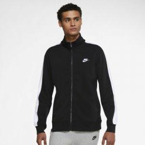 Толстовка мужская Sportswear Club, размер 46-48 Nike. Цвет: черный