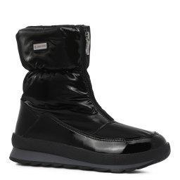 Ботинки 01126 черный JOG DOG