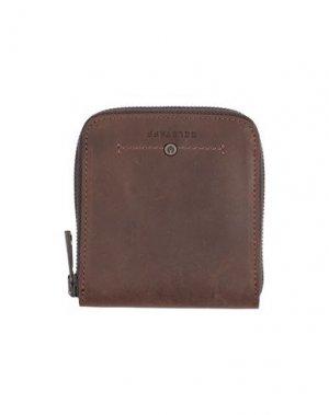 Бумажник BELSTAFF. Цвет: какао