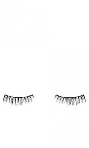 Накладные ресницы lash at first sight Velour Lashes. Цвет: черный
