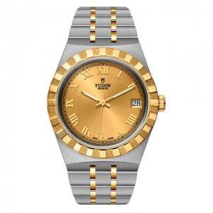 Часы Royal Tudor. Цвет: золотой