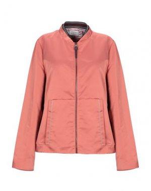 Куртка MALÌPARMI M.U.S.T.. Цвет: пастельно-розовый