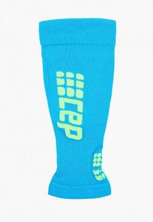Гетры CEP Compression gaiters. Цвет: голубой