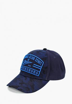 Бейсболка Atributika & Club™ FC Zenit. Цвет: синий