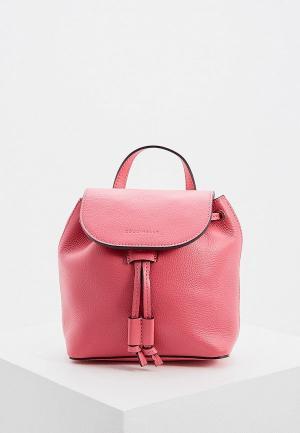 Рюкзак Coccinelle JAN. Цвет: розовый