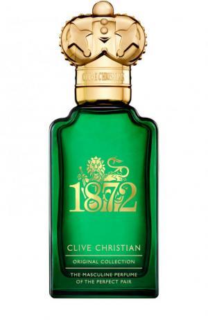 Парфюмерная вода 1872 Masculine Clive Christian. Цвет: бесцветный